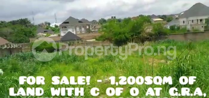 Residential Land for sale Gra Enugu Enugu Enugu - 1