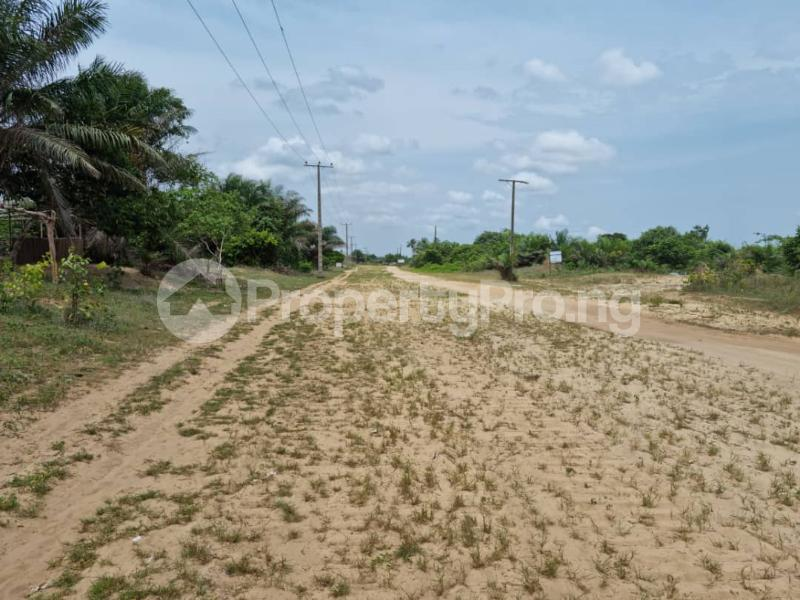 Mixed   Use Land Land for sale His Glory Courts Estate Bolorounpelu Elerangbe Ibeju-Lekki  Eleranigbe Ibeju-Lekki Lagos - 2