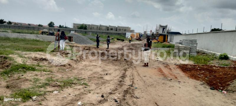 Serviced Residential Land for sale Peniel Garden Estate Off Lekki Epe Expressway Inside Hopeville Estate Sangotedo Ajah Lagos Sangotedo Ajah Lagos - 0