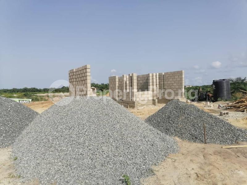 Residential Land for sale Oribanwa Awoyaya Ajah Lagos - 5