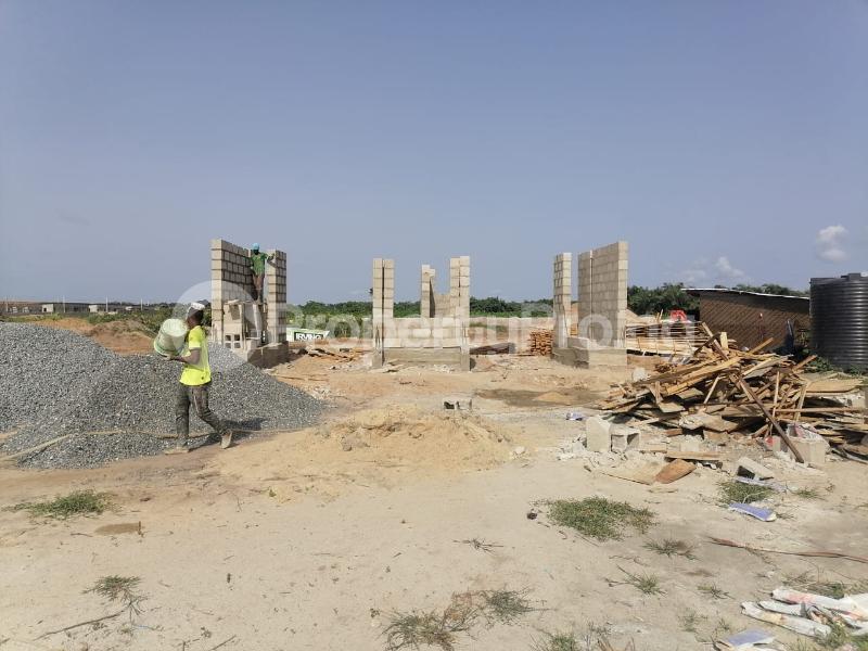 Residential Land for sale Oribanwa Awoyaya Ajah Lagos - 4