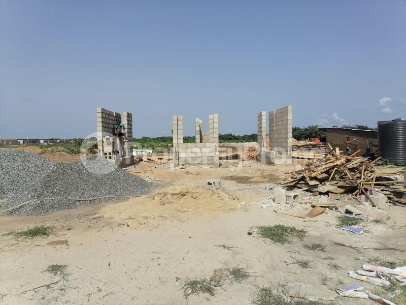 Residential Land for sale Oribanwa Awoyaya Ajah Lagos - 2