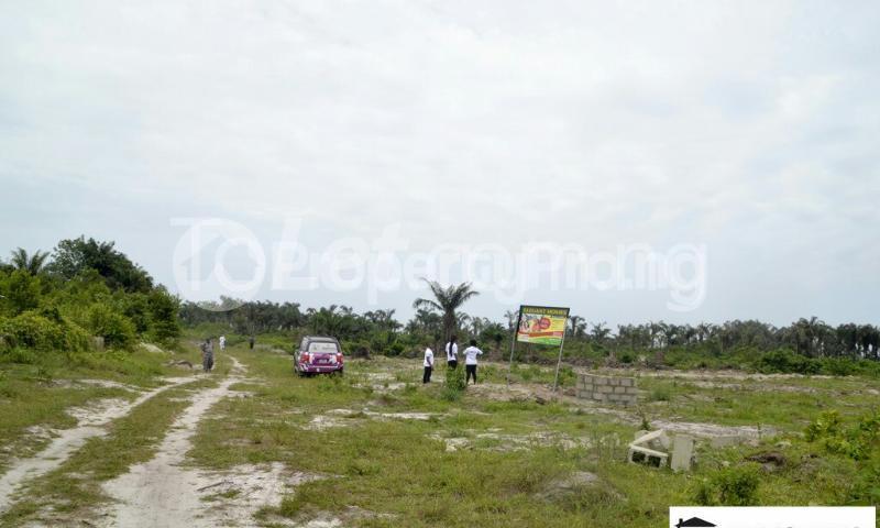 Mixed   Use Land for sale Locsted Behind Amen Estate Phase 1, Kayetoro Eleko Ibeju Lekki Lagos Eleko Ibeju-Lekki Lagos - 0