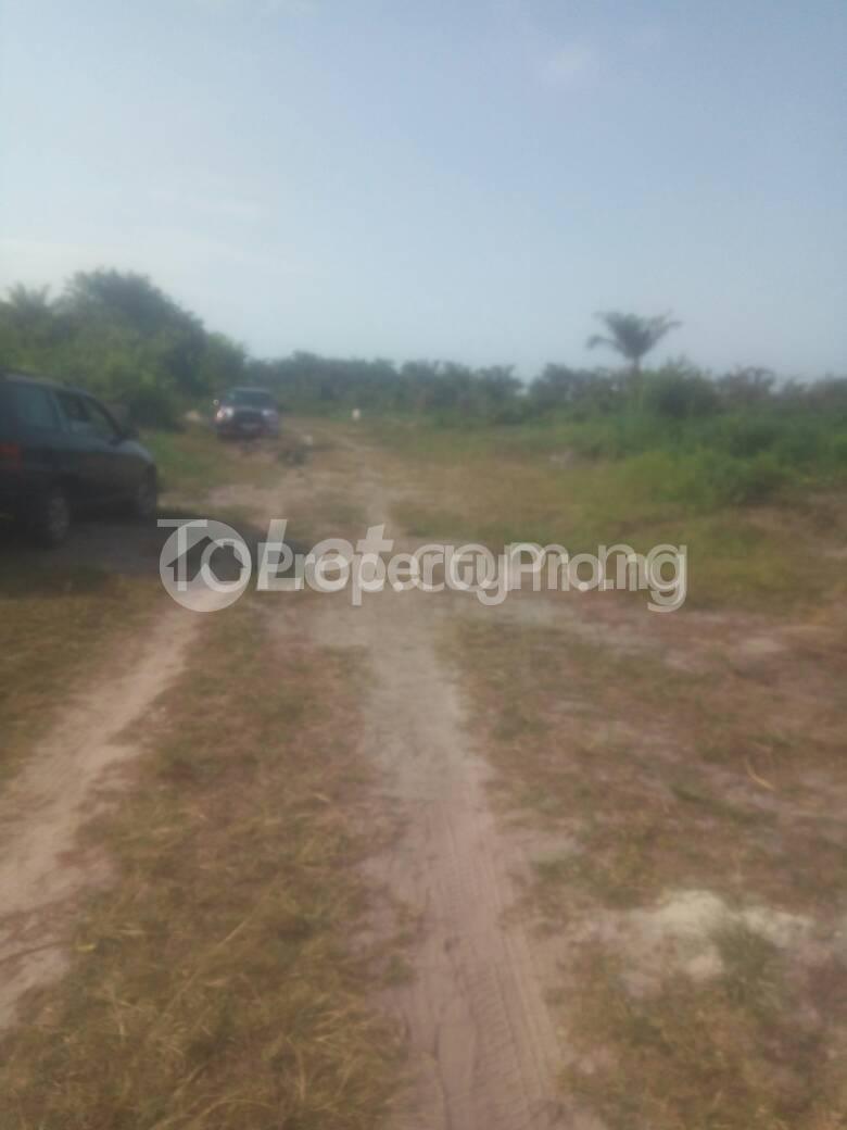 Mixed   Use Land for sale Locsted Behind Amen Estate Phase 1, Kayetoro Eleko Ibeju Lekki Lagos Eleko Ibeju-Lekki Lagos - 1
