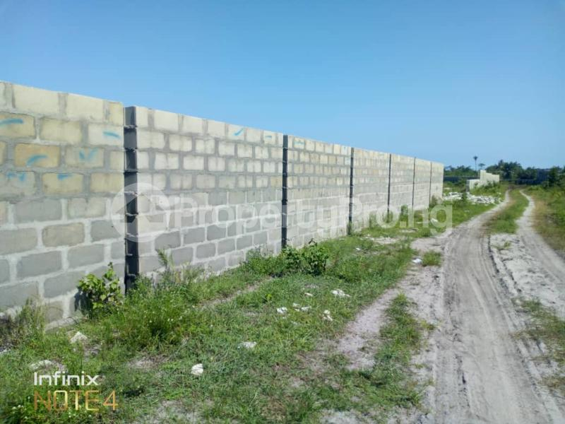Residential Land Land for sale Eleko junction behind Amen estate Eleko Ibeju-Lekki Lagos - 3