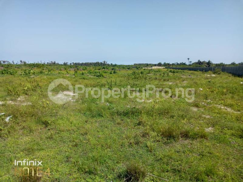 Residential Land Land for sale Eleko junction behind Amen estate Eleko Ibeju-Lekki Lagos - 1