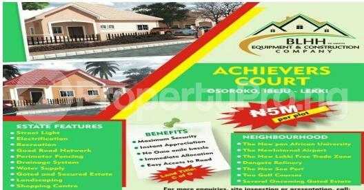 Residential Land Land for sale Orimedu Ibeju-Lekki Lagos - 2