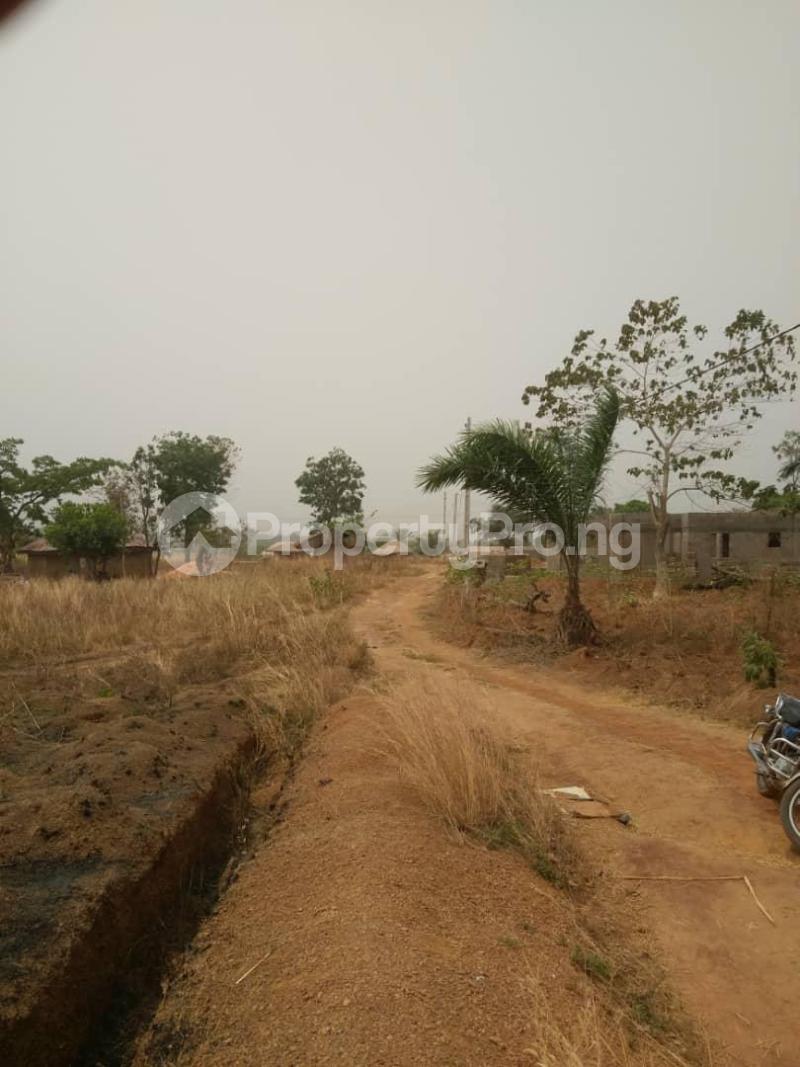 Land for sale ALONG UDI ROAD BY FOUR CORNER JUNCTION Nearest to UNTH  Udi Agwu Enugu - 3