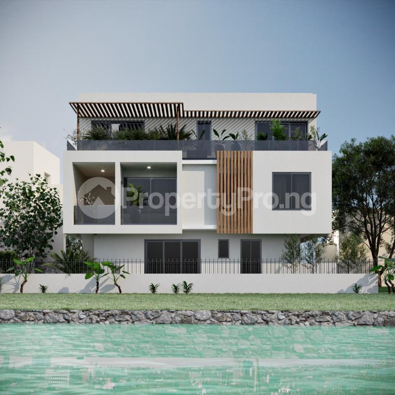 2 bedroom Massionette for sale Ocean Bay Estate, Orchid Road, Off Eleganza Bus Stop, Lekki Lagos - 2