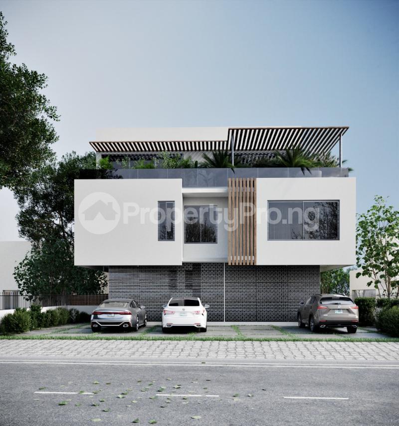2 bedroom Massionette for sale Ocean Bay Estate, Orchid Road, Off Eleganza Bus Stop, Lekki Lagos - 0