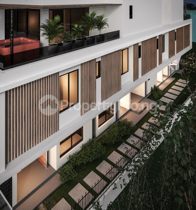 2 bedroom Massionette for sale Ocean Bay Estate, Orchid Road, Off Eleganza Bus Stop, Lekki Lagos - 1