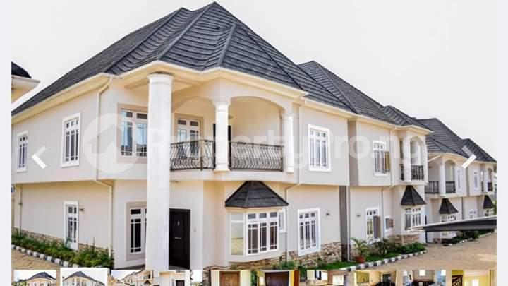 4 bedroom Terraced Duplex House for sale Asokoro,Abuja Asokoro Abuja - 1