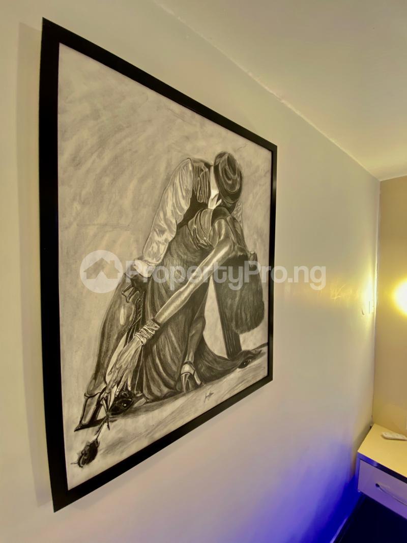 1 bedroom mini flat  Mini flat Flat / Apartment for shortlet British Village  Wuse 2 Abuja - 10