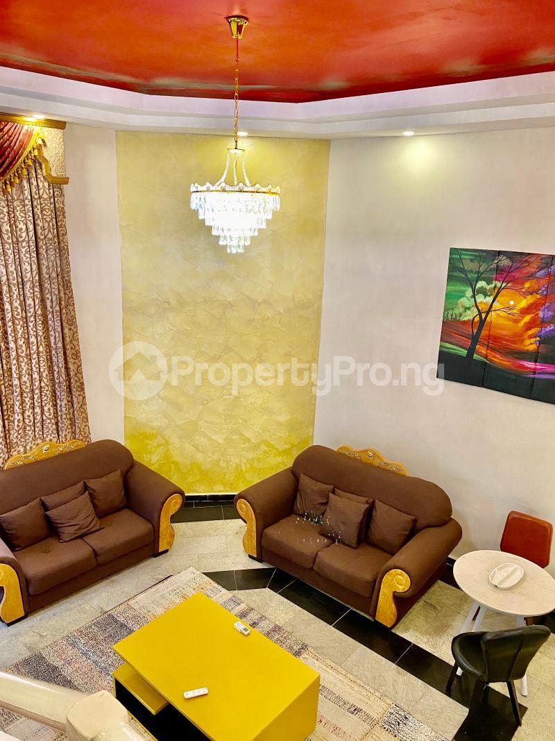 1 bedroom mini flat  Mini flat Flat / Apartment for shortlet British Village  Wuse 2 Abuja - 6