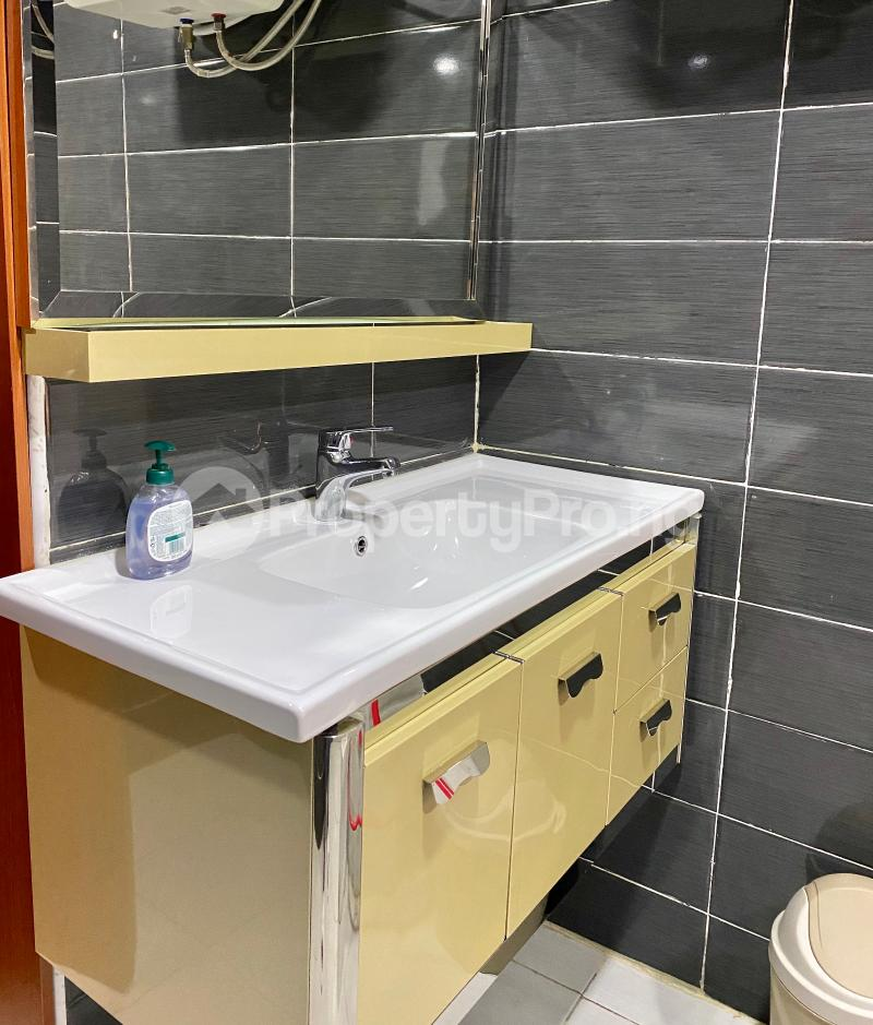 1 bedroom mini flat  Mini flat Flat / Apartment for shortlet British Village  Wuse 2 Abuja - 20