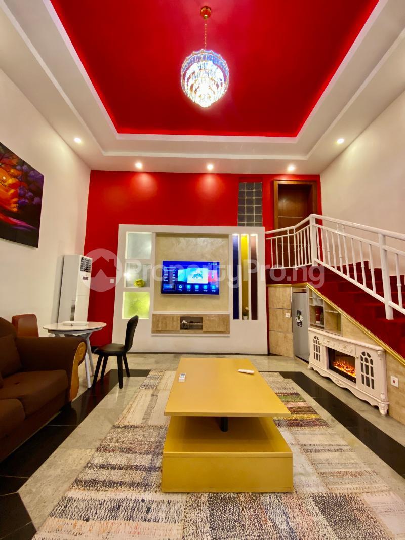 1 bedroom mini flat  Mini flat Flat / Apartment for shortlet British Village  Wuse 2 Abuja - 1
