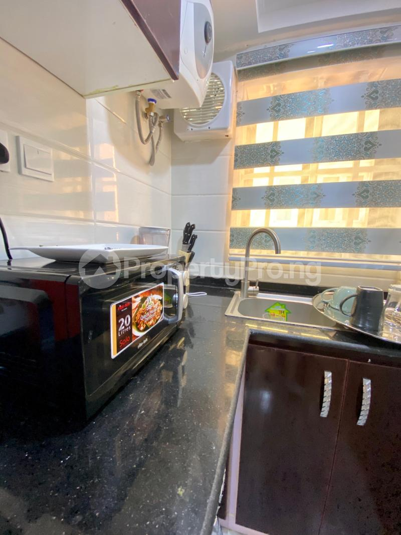 1 bedroom mini flat  Mini flat Flat / Apartment for shortlet British Village  Wuse 2 Abuja - 16