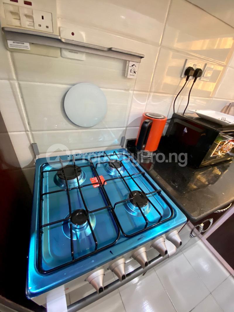 1 bedroom mini flat  Mini flat Flat / Apartment for shortlet British Village  Wuse 2 Abuja - 14