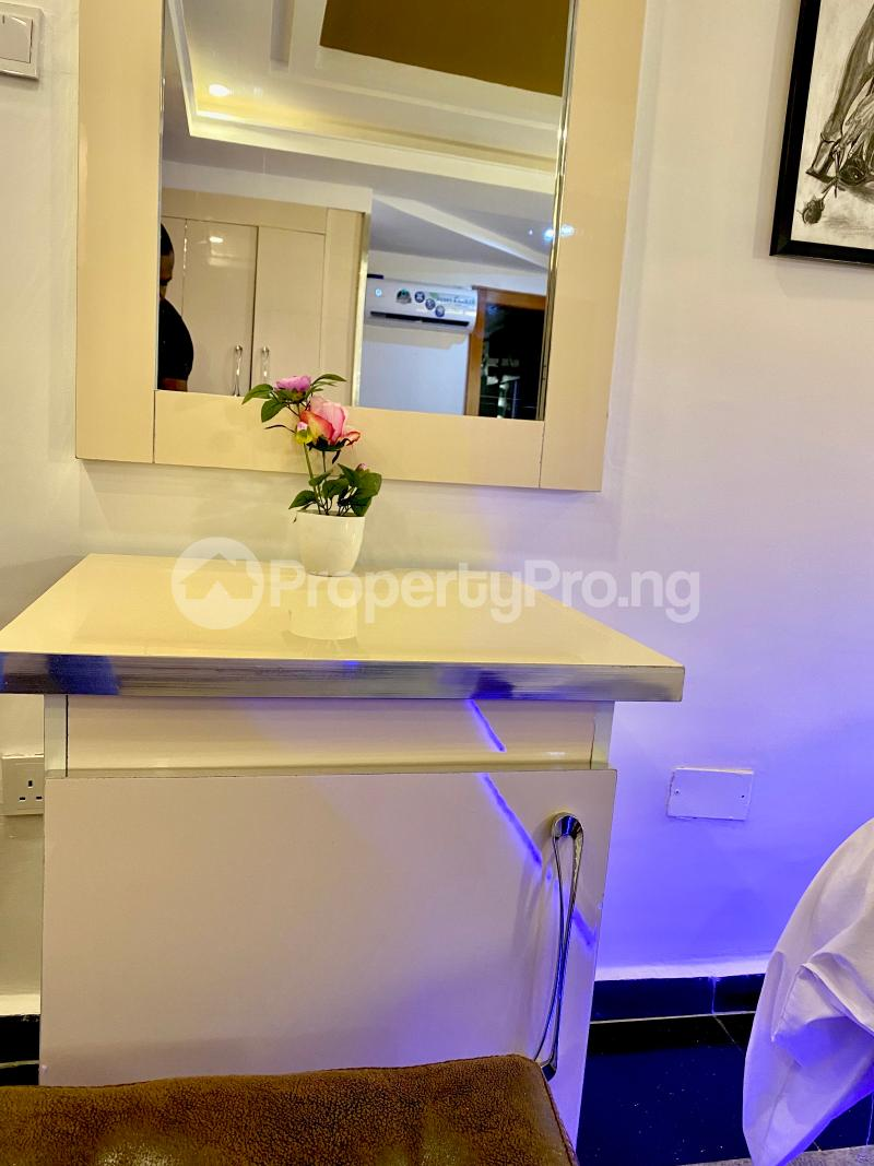 1 bedroom mini flat  Mini flat Flat / Apartment for shortlet British Village  Wuse 2 Abuja - 28