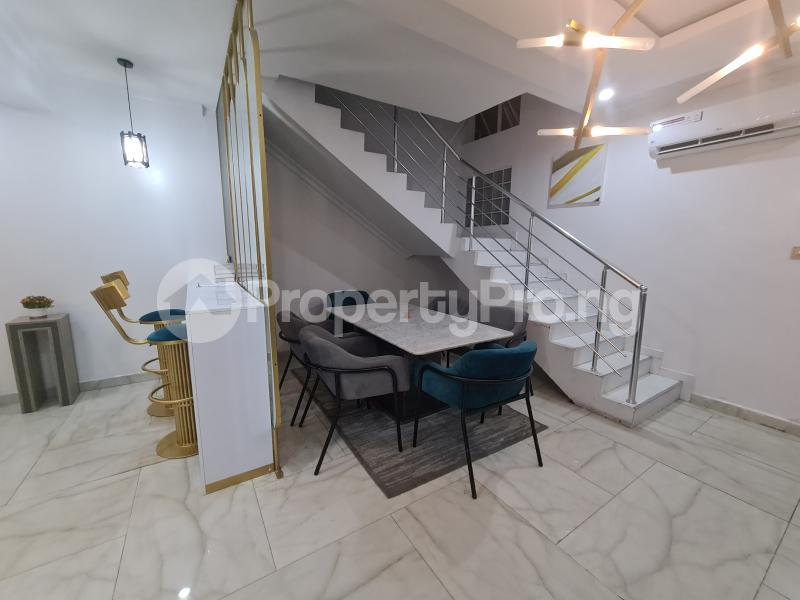4 bedroom Semi Detached Duplex House for shortlet Dideolu estate ONIRU Victoria Island Lagos - 6