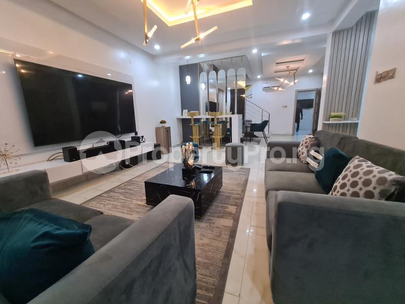 4 bedroom Semi Detached Duplex House for shortlet Dideolu estate ONIRU Victoria Island Lagos - 4