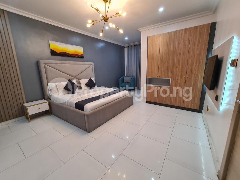 4 bedroom Semi Detached Duplex House for shortlet Dideolu estate ONIRU Victoria Island Lagos - 16