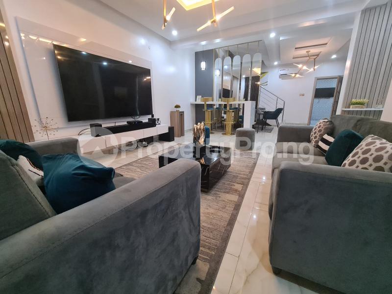 4 bedroom Semi Detached Duplex House for shortlet Dideolu estate ONIRU Victoria Island Lagos - 5