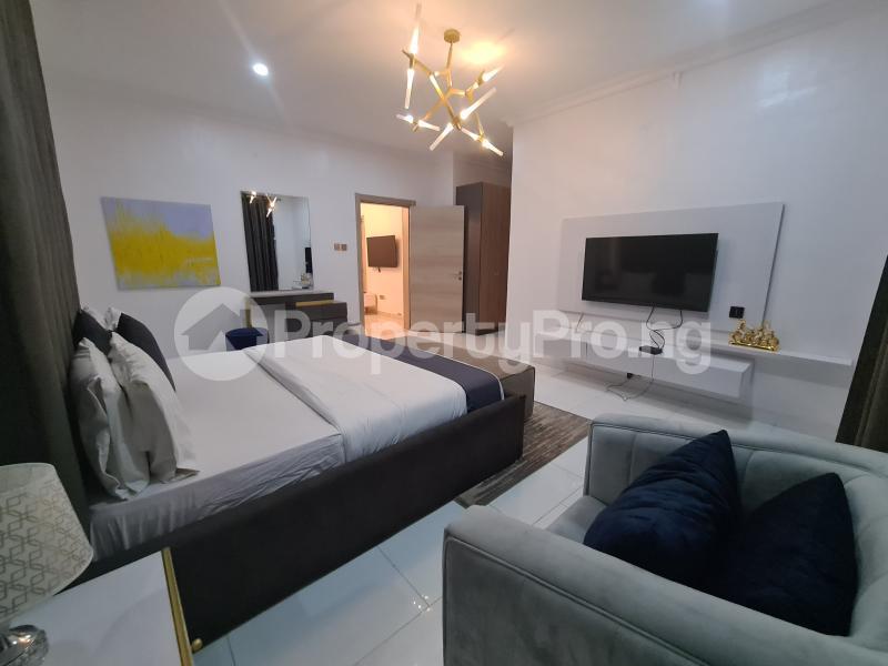 4 bedroom Semi Detached Duplex House for shortlet Dideolu estate ONIRU Victoria Island Lagos - 13