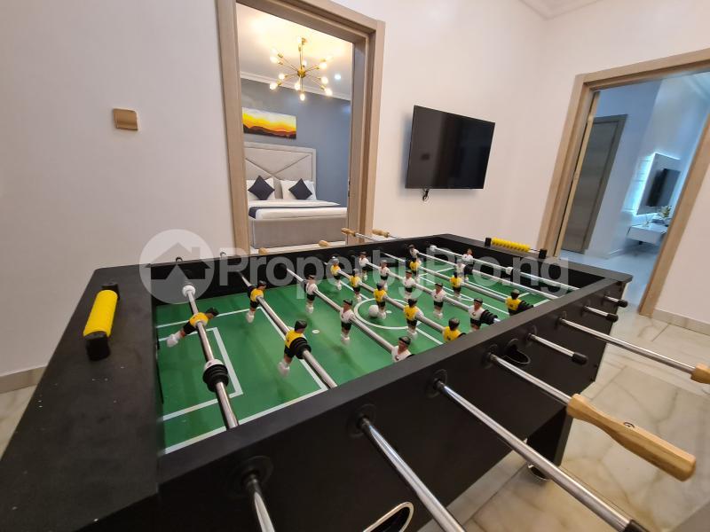 4 bedroom Semi Detached Duplex House for shortlet Dideolu estate ONIRU Victoria Island Lagos - 21