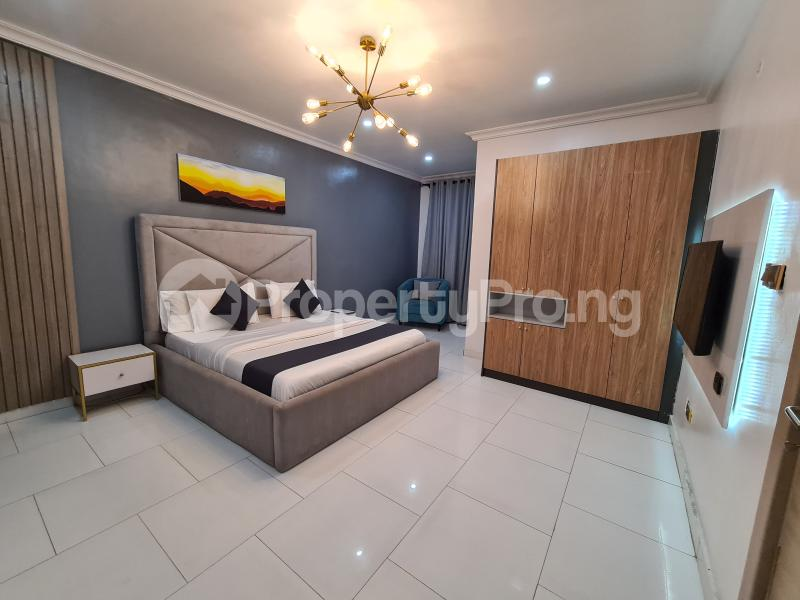 4 bedroom Semi Detached Duplex House for shortlet Dideolu estate ONIRU Victoria Island Lagos - 17