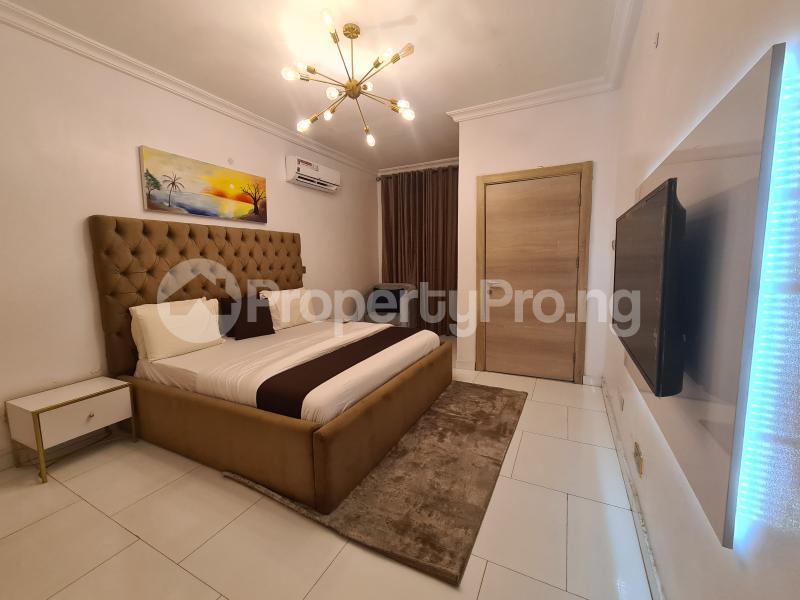 4 bedroom Semi Detached Duplex House for shortlet Dideolu estate ONIRU Victoria Island Lagos - 10