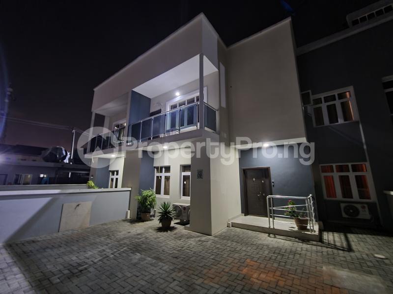 4 bedroom Semi Detached Duplex House for shortlet Dideolu estate ONIRU Victoria Island Lagos - 23