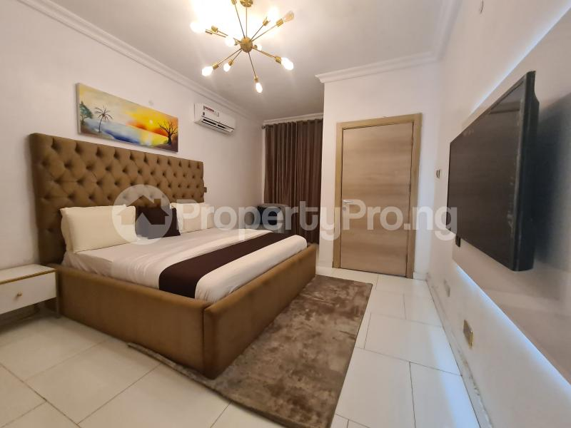 4 bedroom Semi Detached Duplex House for shortlet Dideolu estate ONIRU Victoria Island Lagos - 9