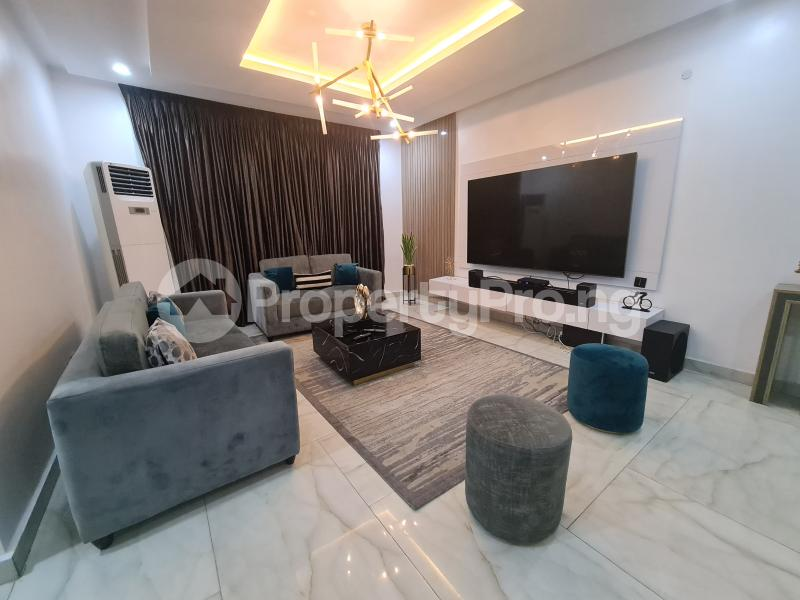 4 bedroom Semi Detached Duplex House for shortlet Dideolu estate ONIRU Victoria Island Lagos - 3