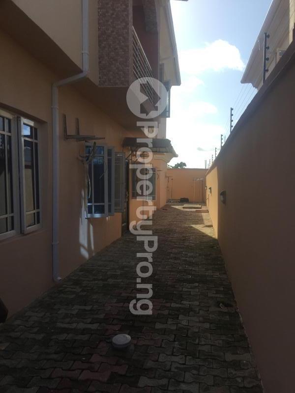 4 bedroom Semi Detached Duplex for rent Mobil Estate Road, Ilaje Ikota Lekki Lagos - 5