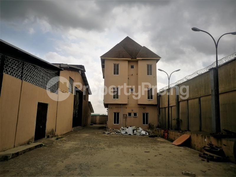 Warehouse for rent Arepo Lagos Ibadan Express Road Ifo Ifo Ogun - 1