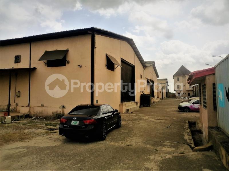 Warehouse for rent Arepo Lagos Ibadan Express Road Ifo Ifo Ogun - 0