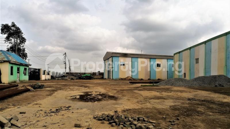 Warehouse for rent Asese, Lagos Ibadan Express Road Ifo Ifo Ogun - 0