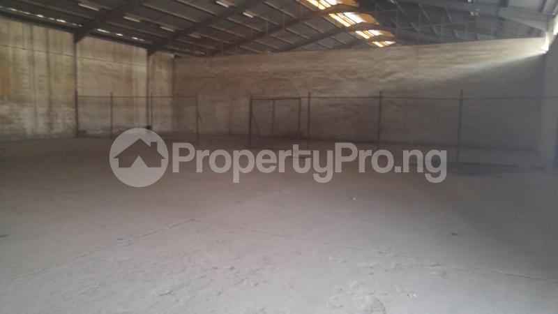 Warehouse Commercial Property for rent oregun Industrial area Ikeja Oregun Ikeja Lagos - 0