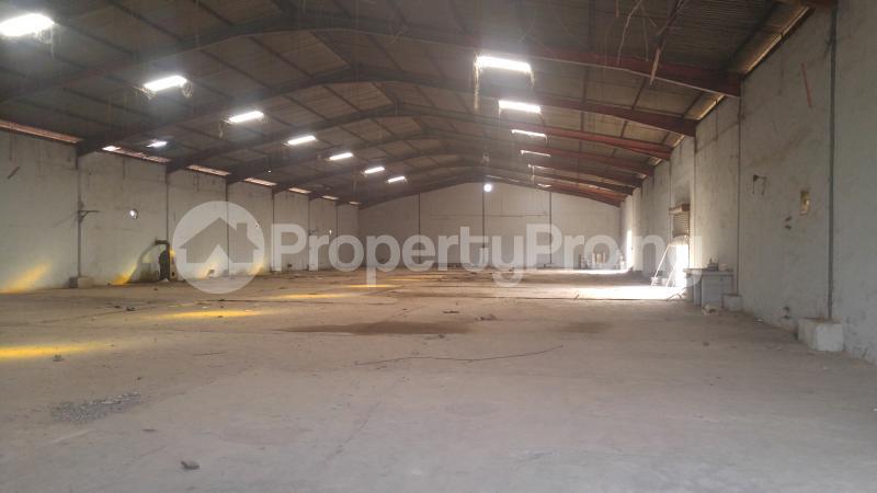 Warehouse Commercial Property for rent oregun Industrial area Ikeja Oregun Ikeja Lagos - 1