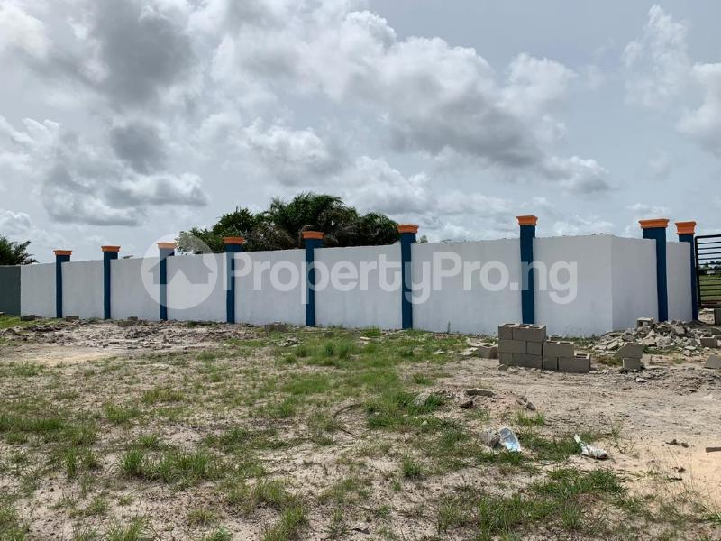 Residential Land for sale Owode Ise 3 Minutes Drive From La Campagne Tropicana Resorts Akodo Ise Ibeju-Lekki Lagos - 4