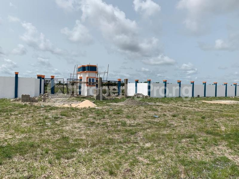 Residential Land for sale Owode Ise 3 Minutes Drive From La Campagne Tropicana Resorts Akodo Ise Ibeju-Lekki Lagos - 5