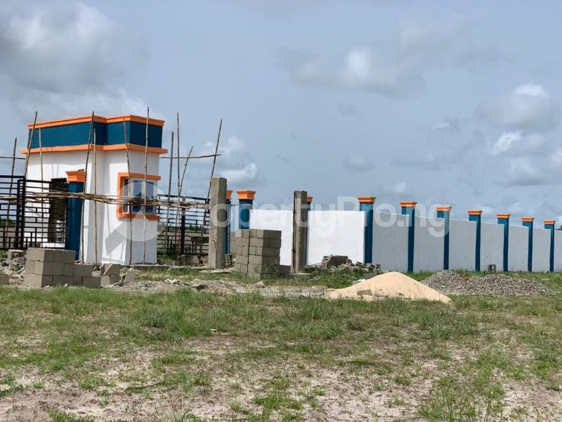 Residential Land for sale Owode Ise 3 Minutes Drive From La Campagne Tropicana Resorts Akodo Ise Ibeju-Lekki Lagos - 3