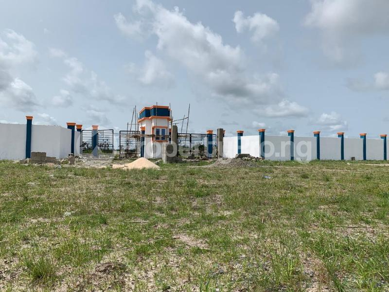 Residential Land for sale Owode Ise 3 Minutes Drive From La Campagne Tropicana Resorts Akodo Ise Ibeju-Lekki Lagos - 2