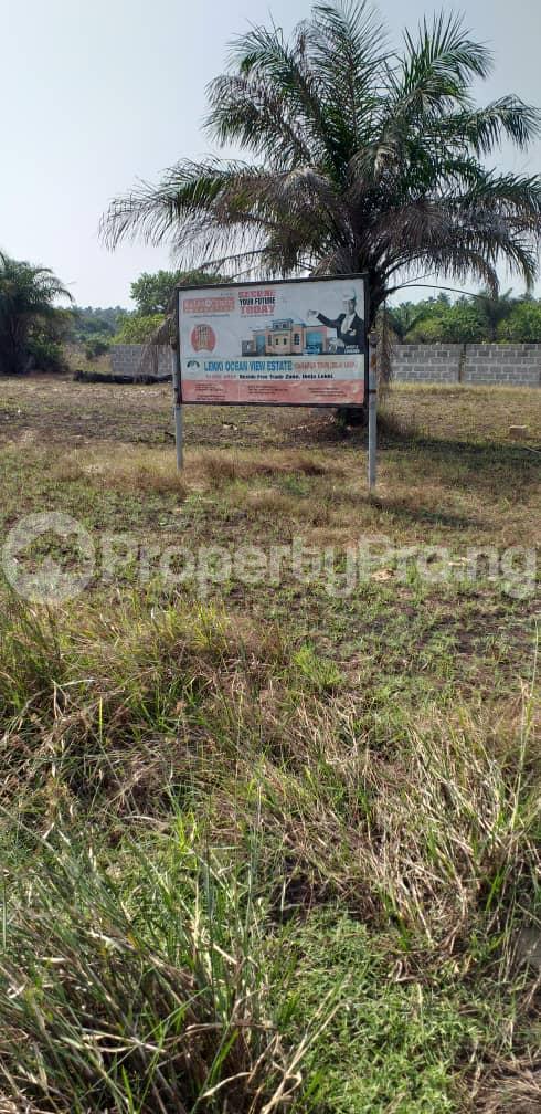 Residential Land for sale By Itamarun Eleranigbe Ibeju-Lekki Lagos - 1