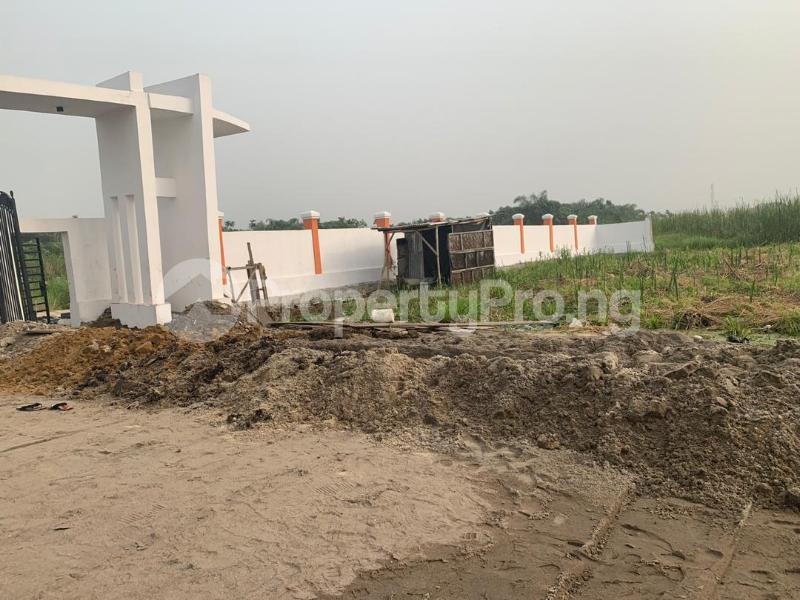 Residential Land Land for sale Abijo, behind Amity estate which is 1 minute drive from lekki epe expressway Lekki Lagos - 2