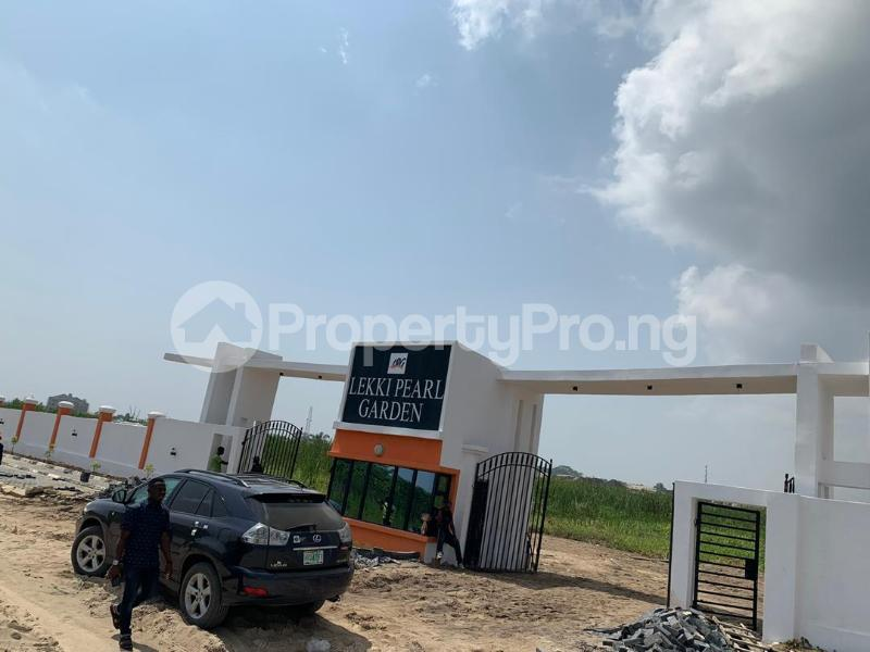 Residential Land Land for sale Abijo, behind Amity estate which is 1 minute drive from lekki epe expressway Lekki Lagos - 4