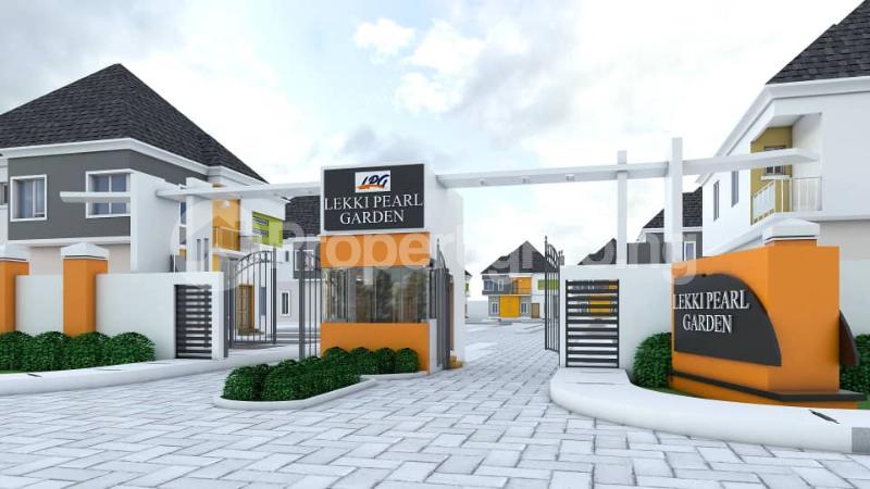 Residential Land Land for sale Behind Amity Estate adjacent Abijo GRA Abijo Ajah Lagos - 2