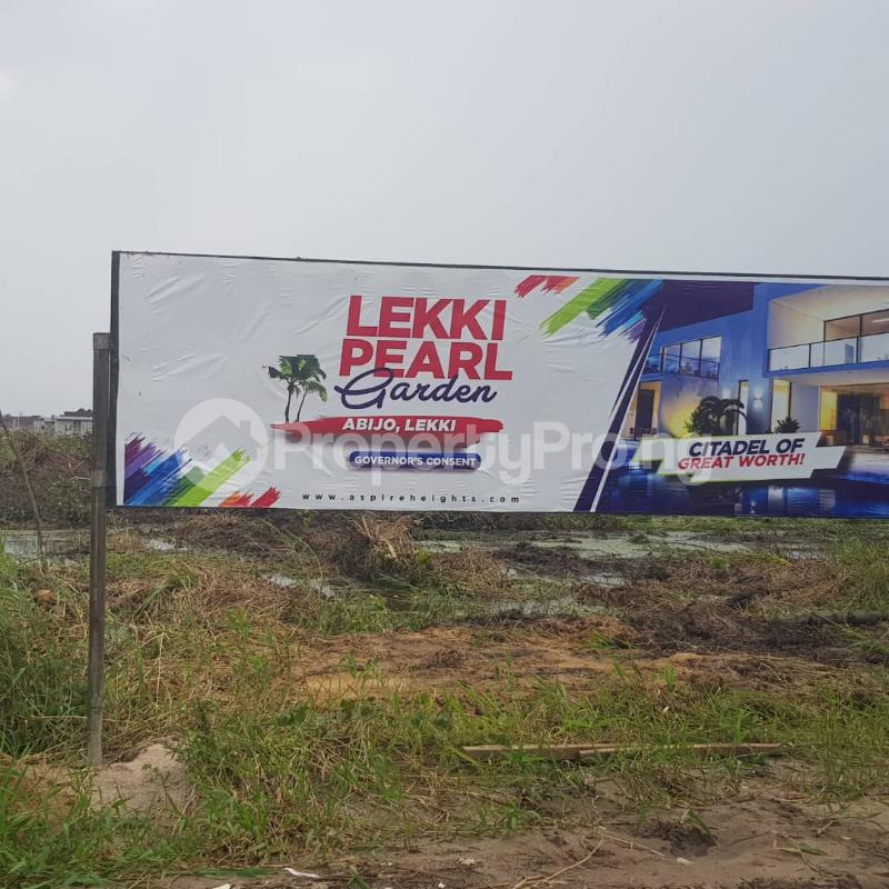Residential Land Land for sale Behind Amity Estate adjacent Abijo GRA Abijo Ajah Lagos - 0