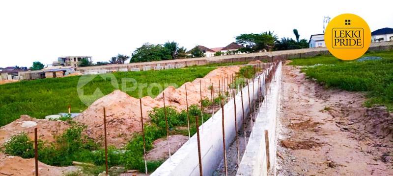 4 bedroom Semi Detached Duplex for sale Lekki Pride Estate: Is Situated At Ajiwe Bus Stop, By Abraham Adesanya Roundabout, Lekki Epe Expressway. Lekki Lagos - 6